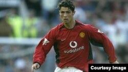 """Роналдунун """"МЮдагы"""" алгачкы жылы. 2003-жыл."""