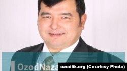 Баҳодир Чориев - Бирдамлик халқ демократик ҳаракати лидери