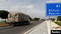 Дорога в Турции. Иллюстративное фото.