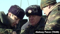 Гантамиров Бислан а, инарла-полковник Казанцев Виктор а