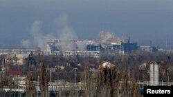 Донецький аеропорт, архівне фото