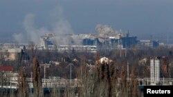 Донецький аеропорт. Архівне фото