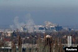 Обстріли Донецького аеропорту. Осінь 2014 року