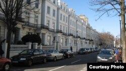 Londonun bahalı Notting Hill rayonu
