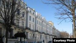 Спокойствие на некоторых улица Лондона бывает обманчивым