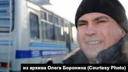 Олег Боронин, глава Сибирского сельского поселения, Алтайский край. Архивное фото