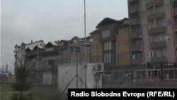 Мерната станица за загадувањето на воздухот во Тетово