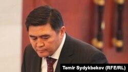 Камчыбек Ташиев