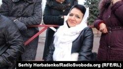 Снежана Керничная, серебряный чемпион мира по спортивным танцам на колясках