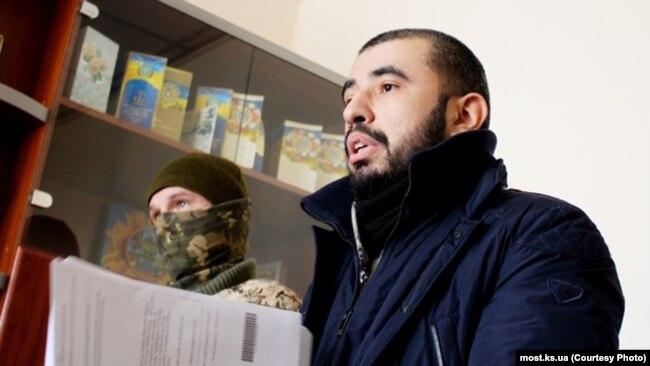 Фарух Камалов, бывший заместитель российского министра спорта Крыма