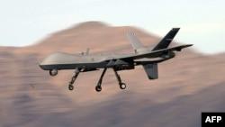 Амэрыканскі вайсковы бесьпілётнік MQ-9 Reaper