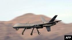 Një aeroplan ushtarak pa ekuipazh i Shteteve të Bashkuara