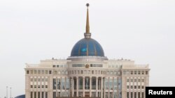 Астанадағы Қазақстан президенті резиденциясы. (Көрнекі сурет)