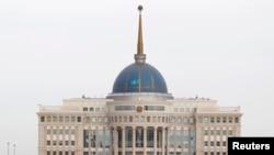 Резиденция президента Казахстана в Астане.