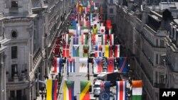 Лондон олимпиадасынын ачылыш салтанаты 27-июлда өтөт.