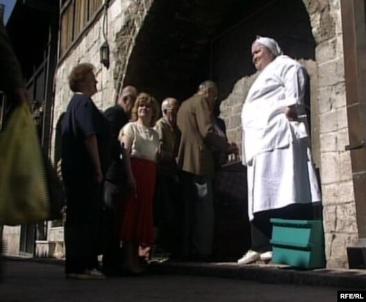 Narodna kuhinja u Sarajevu - iz arhive