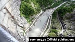 Ингури ГЭС