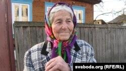 Ульляна Захаранка, архіўнае фота