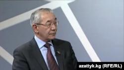 Курманбек Осмонов.