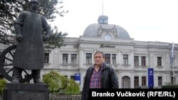 Predsednik Sindikalne organizacije Zastava oružje Dragan Ilić