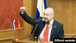 Федор Бирюков