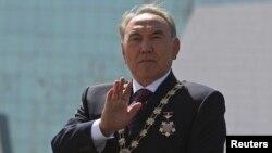 Қазақстан президенті Нұрсұлтан Назарбаев. Астана, 7 мамыр 2014 жыл.