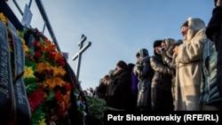 Прощание с погибшими, Воркута, 2016