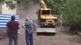 Владельцы дач под Ташкентом говорят, что их не уведомили о сносе.