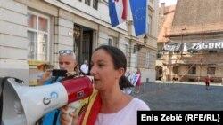 Ovdje su zaista narušena ustavna prava, da ne govorimo o svim drugim pravima ljudi koji su trebali sudjelovati u cijelom procesu donošenja zakona: Maja Jurišić