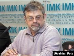 Саяси сарапшы Виктор Небоженко.