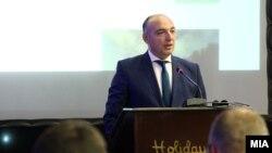 Претседателот на Државната комисија, Игор Тантуровски.