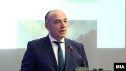 Претседателот на ДКСК, Игор Тантуровски кој вчера поднесе оставка