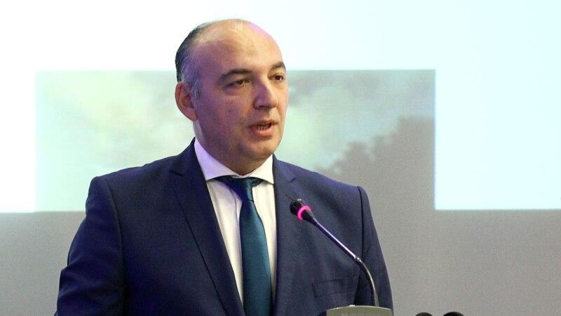 Претседателот на Антикорупциска поднесе оставка