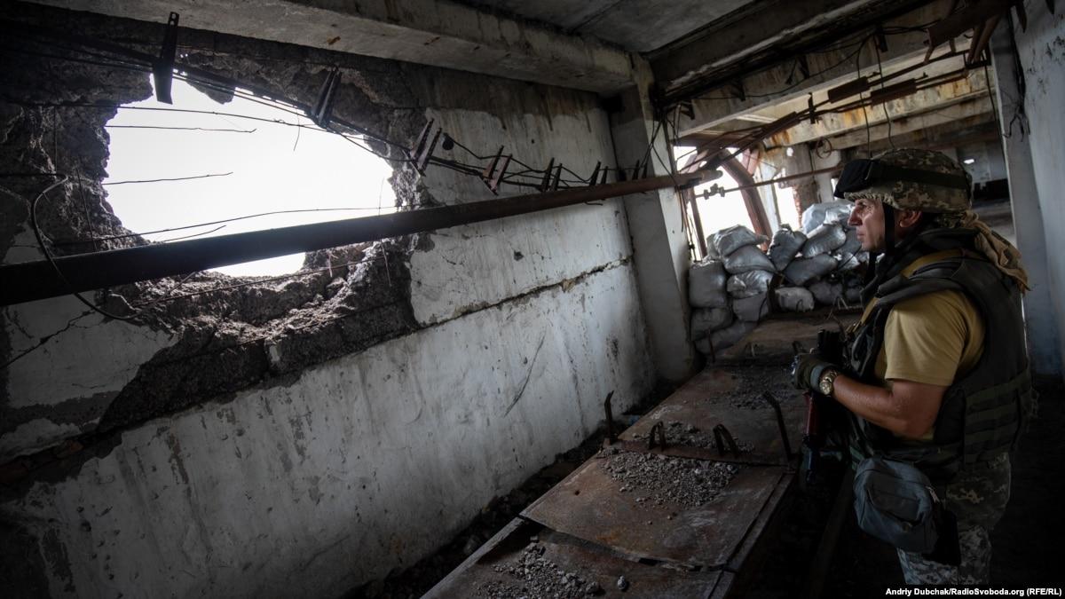 В штабе ООС рассказали о ситуации на фронте на Донбассе