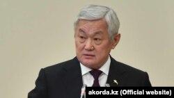 Бердібек Сапарбаев үкімет отырысында. Нұр-Сұлтан, 24 қаңтар 2020 жыл.