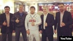 Рамзан Кадыров а, нохчийн депутаташ а