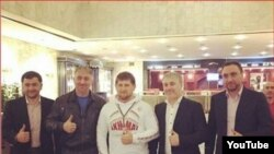 Kadyrov and members of Russian State Duma