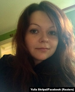 "Yulia Skripal: ""No thanks"" to Russian Embassy."