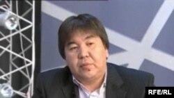 Маданият жана маалымат министри Садык Шер-Нияз.