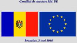 A patra reuniune a Consiliului de Asociere R. Moldova-UE