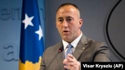 Kryeministri, Ramush Haradinaj