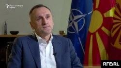 Еролд Муслиу, директор на Агенцијата за разузнавање