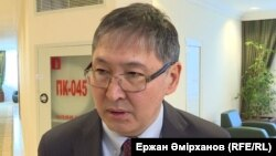 Министр образования и науки Казахстана Ерлан Сагадиев.