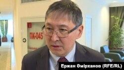 Ерлан Сағадиев, Қазақстан білім және ғылым министрі.