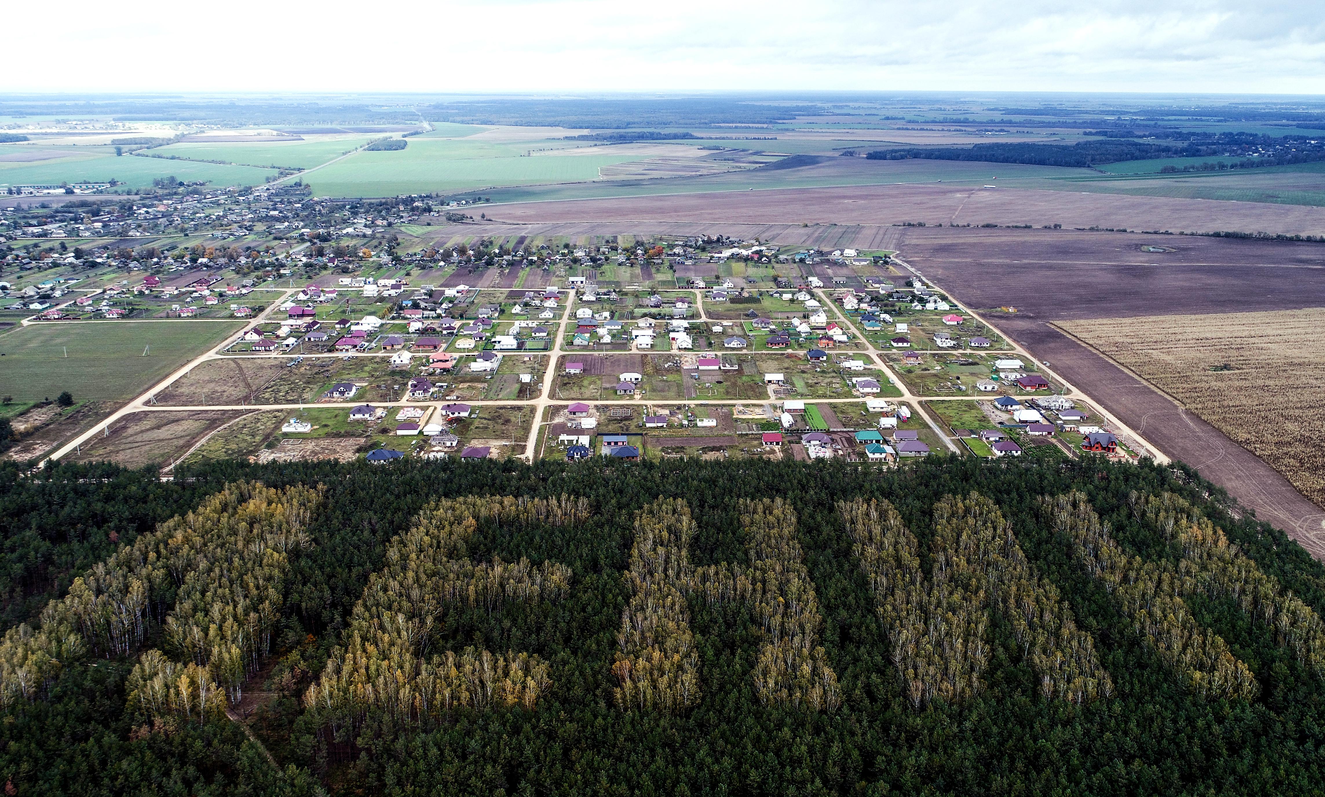 Якая спрадвечная назва вёскі Ленін (Жыткавіцкі раён)?