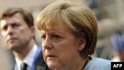 Германскиот канцелар Ангела Меркел