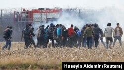 Granica Grčke i Turske 4. marta