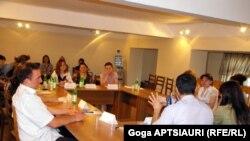 Идея провести эту встречу возникла после консультаций неправительственной организации «Картлос» с представителями наблюдательской Миссии Евросоюза в Грузии