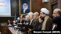 مراسم تحلیف هیئت منصفه جدید مطبوعات روز یکشنبه برگزار شد.