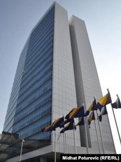 Zgrada zajedničkih institucija, foto: Midhat Poturović